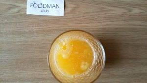 Суп из тыквы с репой, морковью и соком апельсина - 13