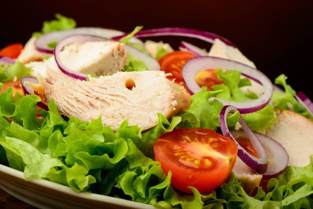 происходящее картинки куриный салат для квадратного