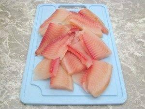 Рыба в сырном суфле - 0