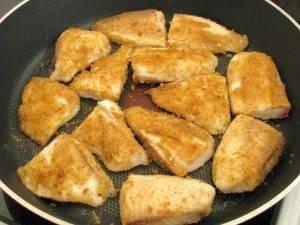 Рыба в сырном суфле - 1