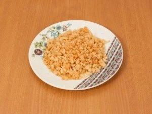 Салат «Крабик» с чипсами - 2