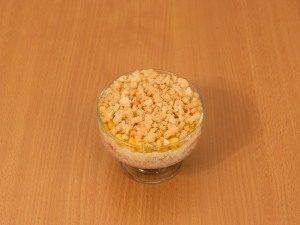 Салат «Крабик» с чипсами - 7