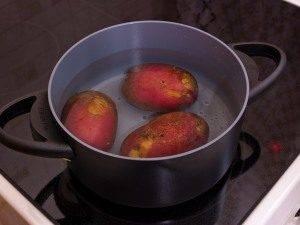 Салат с селедкой, картофелем и яблоком - 0