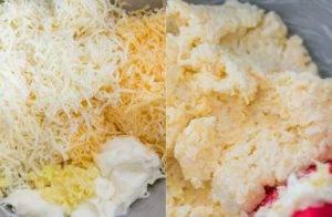 Бутерброды с сыром, помидорами и чесноком - 1