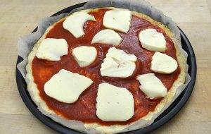 Пицца из цветной капусты - 2