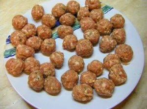 Шашлычки из свинины с картошкой в духовке - 1
