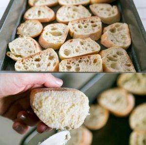 Бутерброды с сыром, помидорами и чесноком - 2