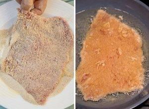 Шницель из телятины - 2