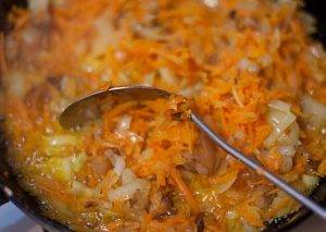 Паштет из свиной печени с морковью и луком - 2