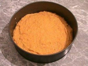Торт «Морковный» со сметанным кремом - 1