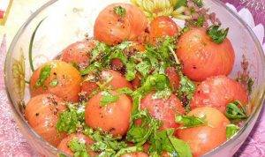 «Хмельные» помидоры - 2