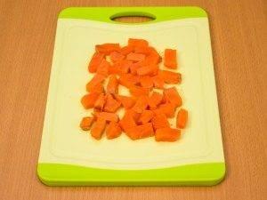 Салат с горбушей и картофелем - 2