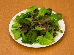 Салат с горбушей и картофелем - 4