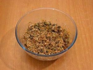 Тарталетки с салатом из куриной печени - 3