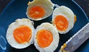 Закуска «Скумбрия с яйцом» - 1
