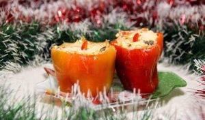 Холодная закуска «Рождественские свечи» - 2
