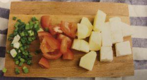 Фрикадельки с итальянскими травами и овощным рагу - 0