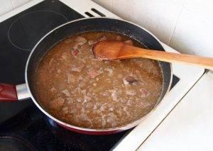 Паштет из свиной печени с луком - 3
