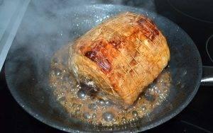 Свиная корейка с черносливом в духовке - 3