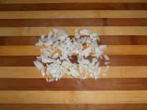 Карри из нута с кокосовым рисом - 0
