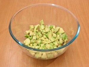 Лодочки из авокадо - 2