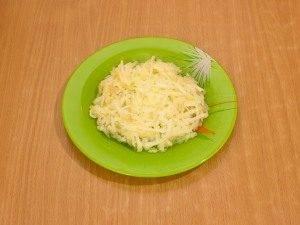 Салат-коктейль с креветками - 3