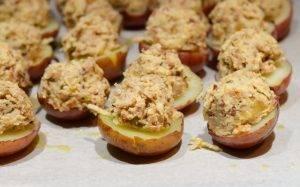 Фаршированный картофель со свиным фаршем - 4