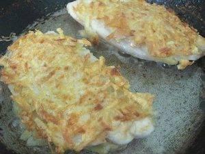 Рыба в картофельной корочке - 4