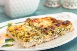 Рыба в сырно-сливочном соусе - 3