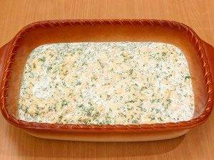 Рыба в сырно-сливочном соусе - 2