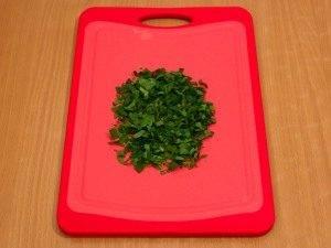 Салат с тунцом и стручковой фасолью - 1