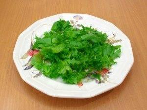 Салат из кальмаров с рисом - 5