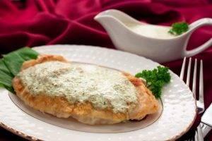 Рыба с щавелевым соусом - 6