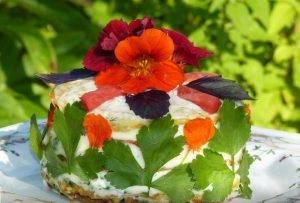 Кабачковый тортик - 4