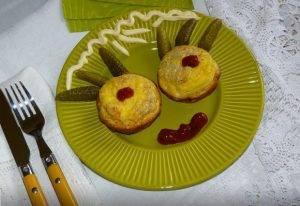 Кабачковые кексы «Доброе утро!» - 2