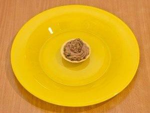 Тарталетки с печеночным муссом - 2