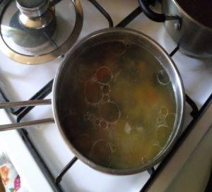 Суп-микс из лесных грибов - 2