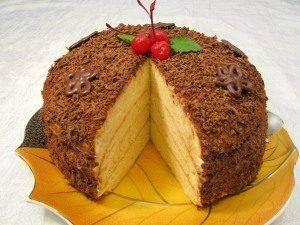 Торт «Волшебный» - 4