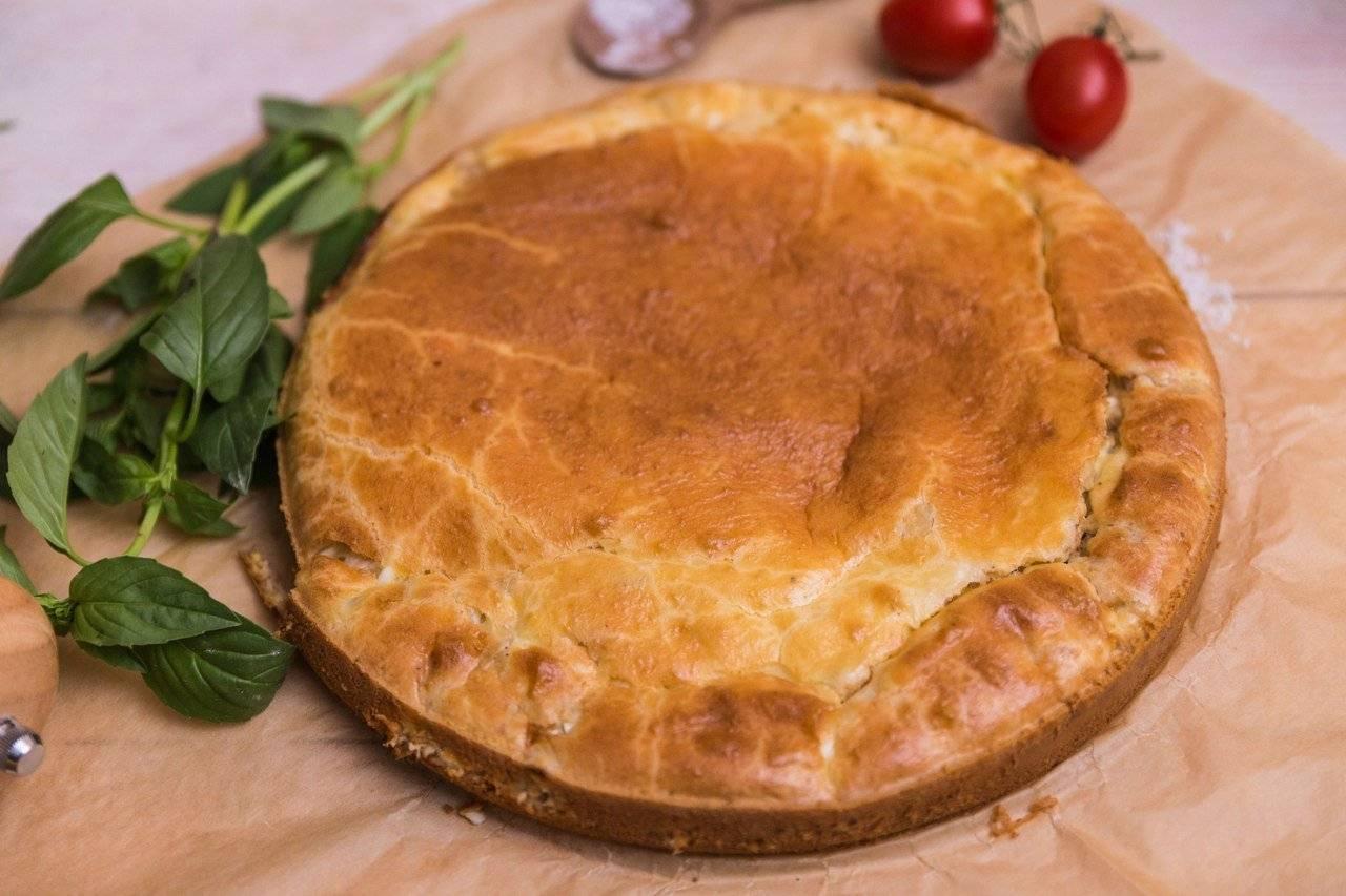 быстрый пирог с капустой на майонезе рецепт