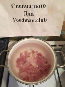 Легкий суп из свинины - 3