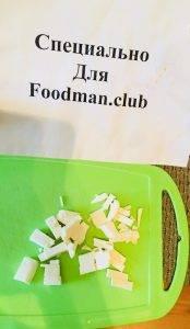 Макароны с сыром и отварным луком - 6