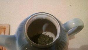 Зеленый чай с клубникой - 3