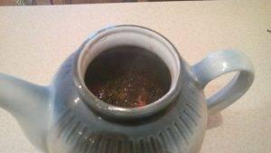 Зеленый чай с клубникой - 5