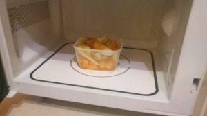 Медовый тыквенный десерт с яблоками - 5
