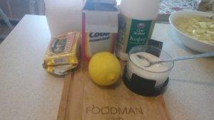 Лимонный пирог - 0