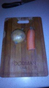 Отварная говядина с морковью и луком - 2