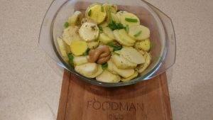 Картошка, томленная в духовке с овощами - 4