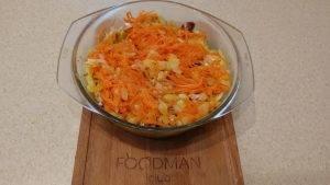 Картошка, томленная в духовке с овощами - 8