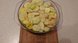 Картошка, томленная в духовке с овощами - 9