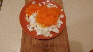 Быстрый суп с куриными крылышками и рисом - 4